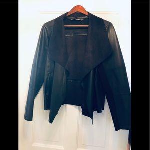 Bagatelle Faux Leather Lightweight Jacket